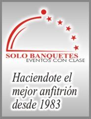 SÓLO BANQUETES