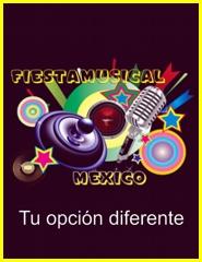FIESTA MUSICAL MÉXICO