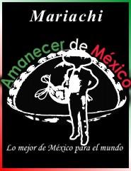 MARIACHI AMANECER DE MÉXICO