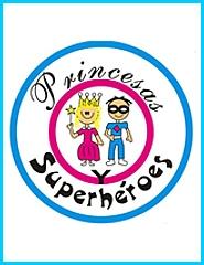 PRINCESAS Y SUPERHEROES
